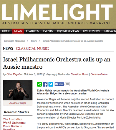 Limelight Article